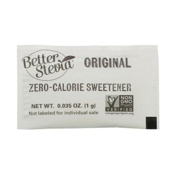 Better Stevia Original Sachet