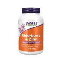 Elderberry & Zinc Lozenges (90 Zuigtabletten)
