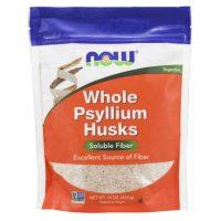 Whole Psyllium Husks (454gr)