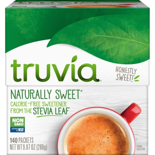 Truvia Natural Sweetener Packets (140 Packets)