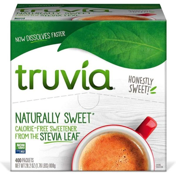 Truvia Natural Sweetener Packets (400 Packets)
