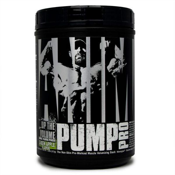 Animal Pump PRO (30 Servings) Green Apple