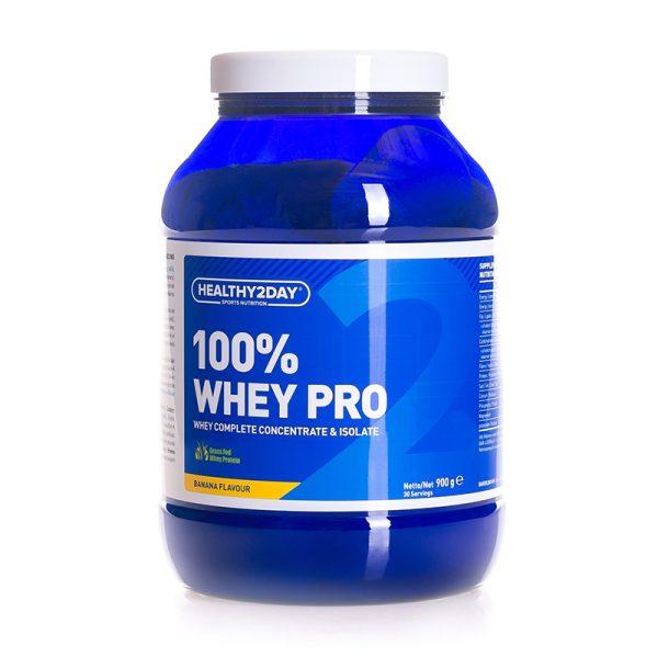 100% Whey-Pro (900 gram) Banana