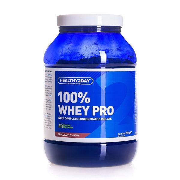 100% Whey-Pro (900 gram) Choco