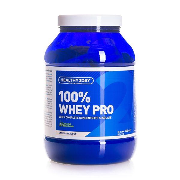 100% Whey-Pro (900 gram) Vanilla