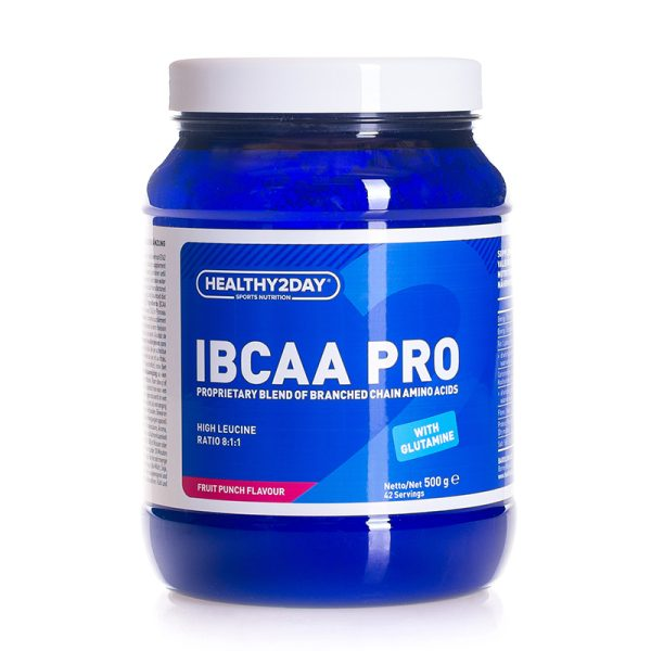IBCAA-PRO 8:1:1 (500 gram) Fruit Punch
