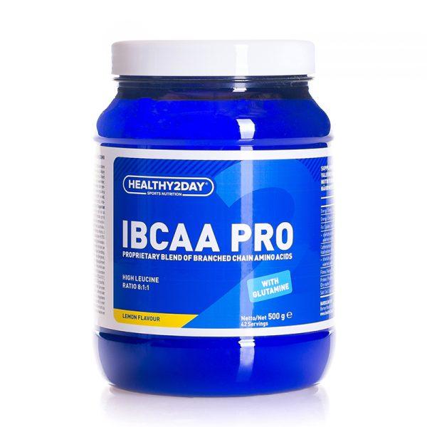 IBCAA-PRO 8:1:1 (500 gram) Lemon