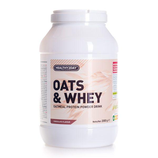 OATS & WHEY (2000 gram) Chocolate