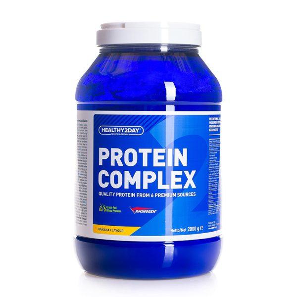 Protein Complex (2000 gram) Banana