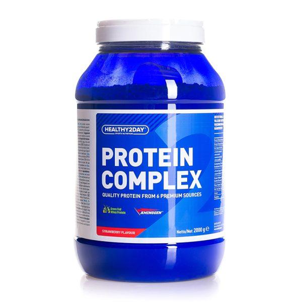 Protein Complex (2000 gram) Strawberry