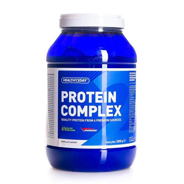 Protein Complex (2000 gram) Vanilla