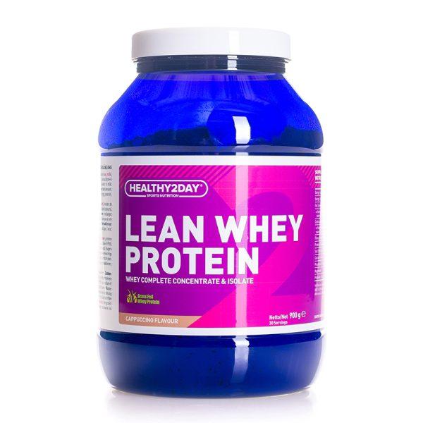Lean Whey Protein (900 gram) Cappuccino