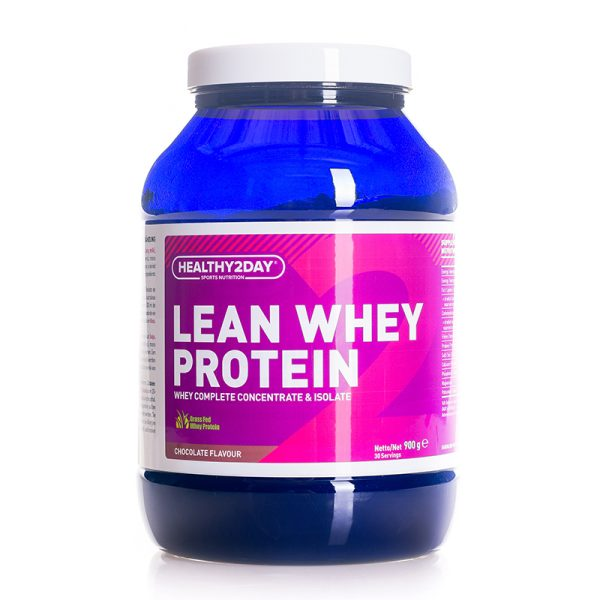 Lean Whey Protein (900 gram) Chocolate