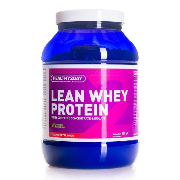 Lean Whey Protein (900 gram) Strawberry