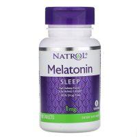 Melatonin, 1 mg (90 tabs)
