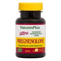 Ultra Pregnenolone 50mg (60 Veggi Caps)