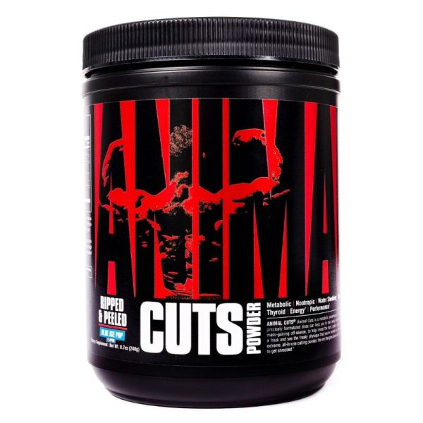 Animal Cuts Power (42 servings) Blue Ice Pop