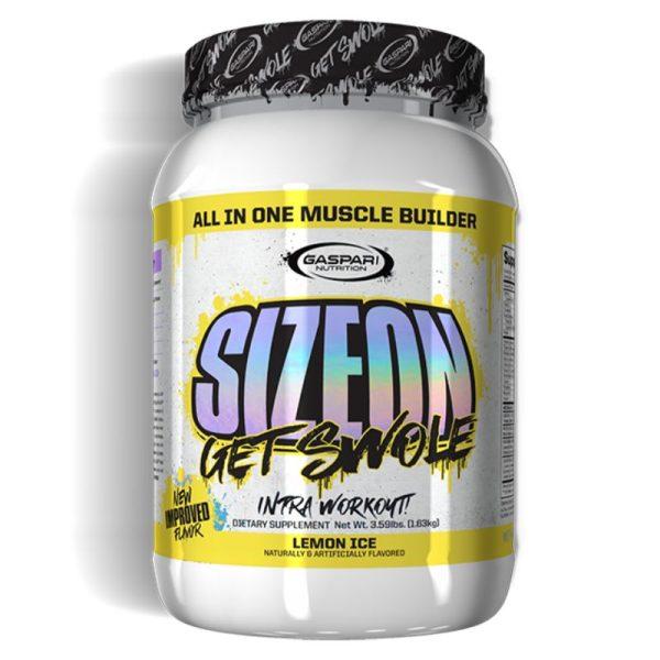 SizeOn (24 Servings) Lemon Ice
