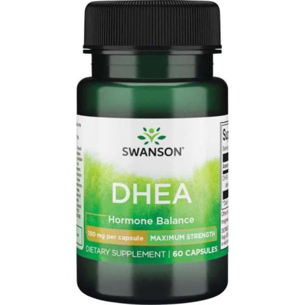 Ultra DHEA 100 (60 caps)