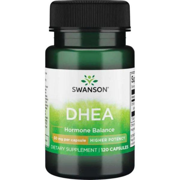 DHEA 50 (120 caps)