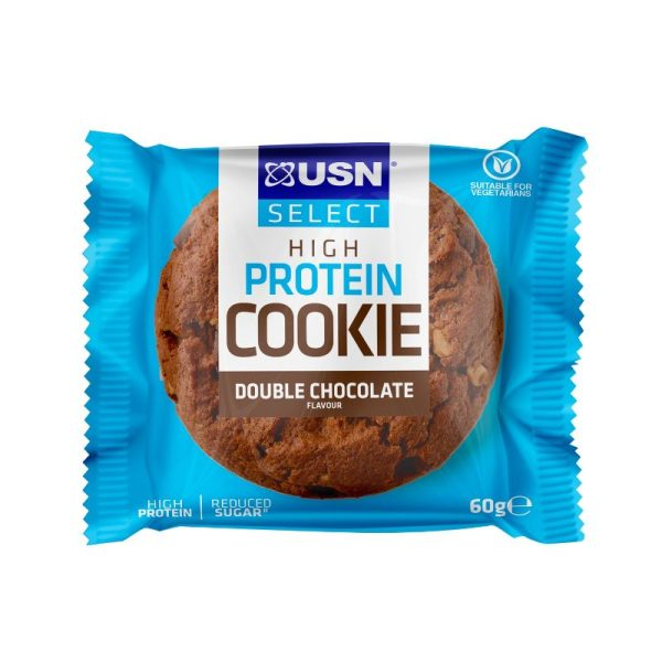 High Protein Select Cookies (12x60 gr) Double Chocolate