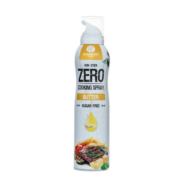 Rabeko Zero Cooking Spray (200ml) Butter