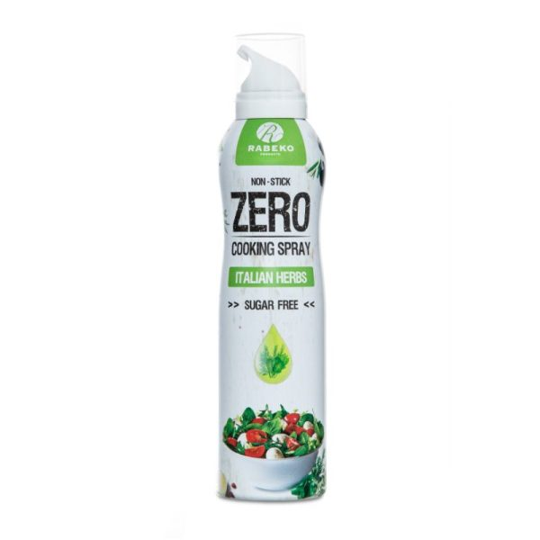 Rabeko Zero Cooking Spray (200ml) Italian Herbs