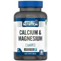 Calcium & Magnesium (60 Caps)