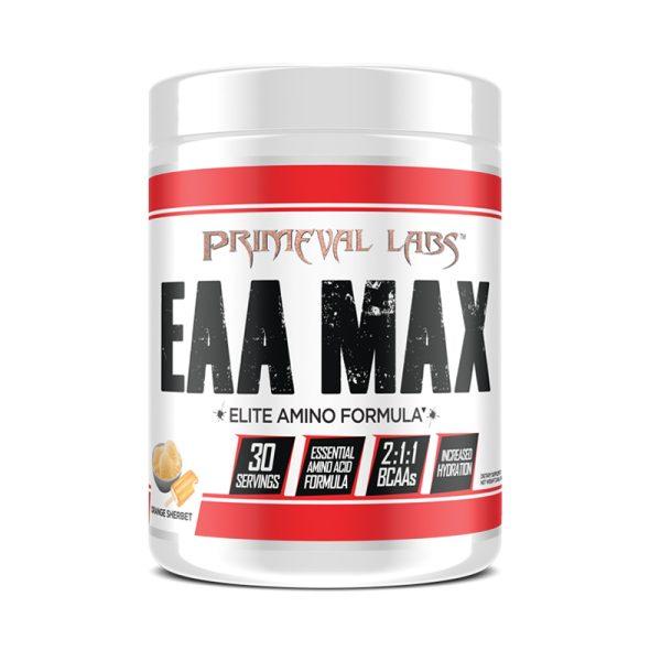 EAA MAX (30 servings) Orange Serbet